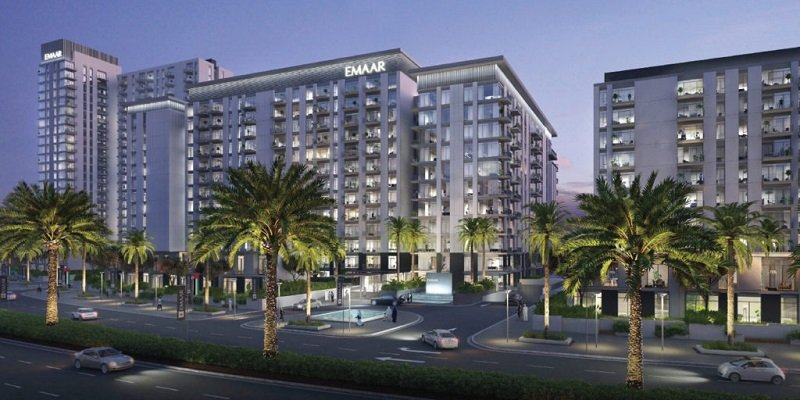 Park Ridge at Dubai Hills Estate by Emaar