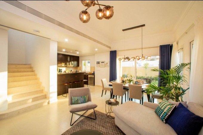 Serena Townhouses at Dubai Land by Dubai Properties -interior