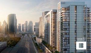 Bellevue Towers by Dubai Properties