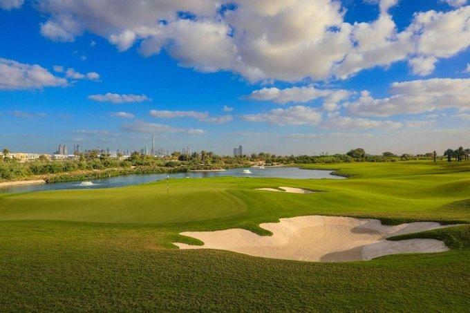 Emerald Hills at Dubai Hills plots by Emaar
