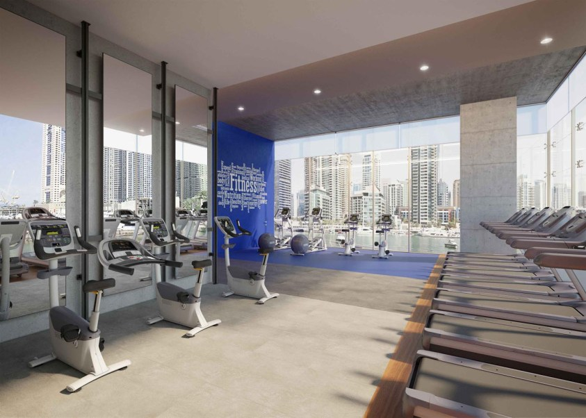 Jumeirah Living Marina Gate - Fitness