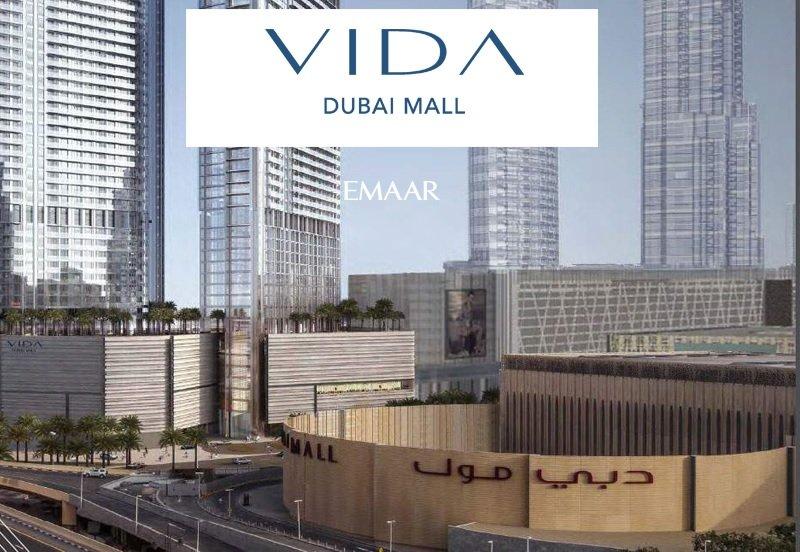 Vida Downtown Dubai Mall