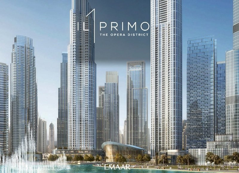 IL PRIMO The Opera District Emaar Downtown