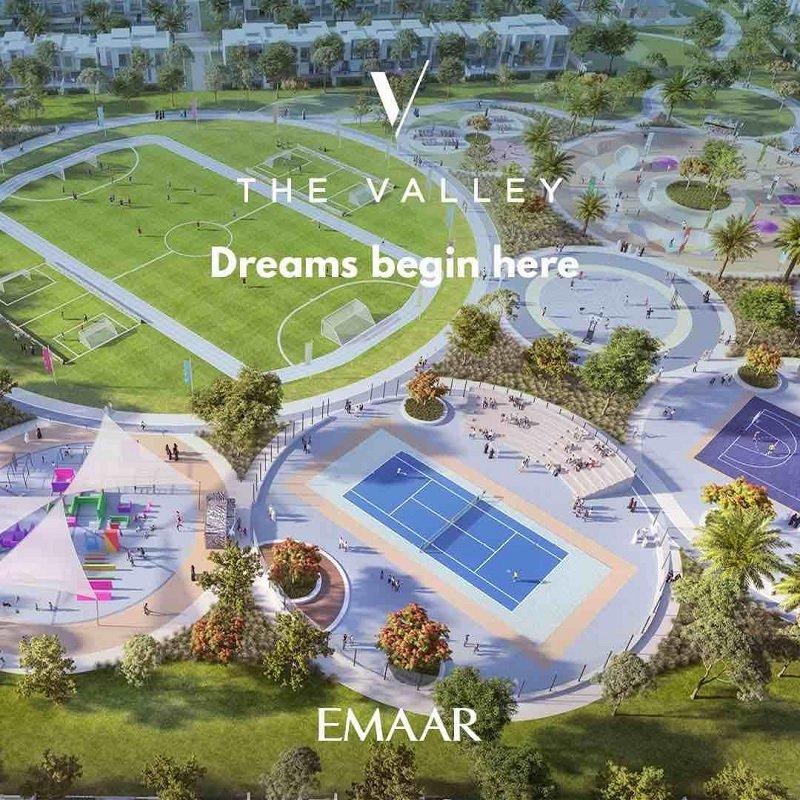 Eden at the Valley by Emaar