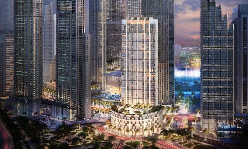 Burj Crown - Emaar Dubai Downtown
