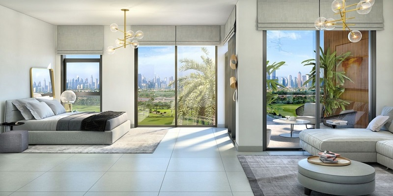 Golf Grove Villa Dubai Hills Estate - Interior