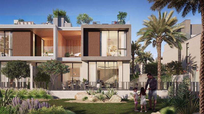 Golf Grove Villa Dubai Hills Estate