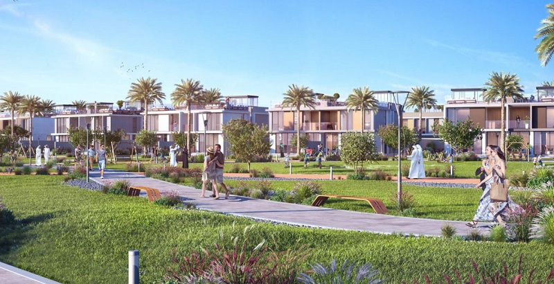 Golf Grove Villas Dubai Hills Estate by Emaar