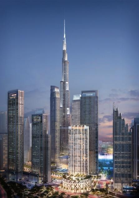 Burj Crown by Emaar at Dubai Downtown