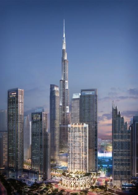 Burj Crown by Emaar at Dubai Downtown
