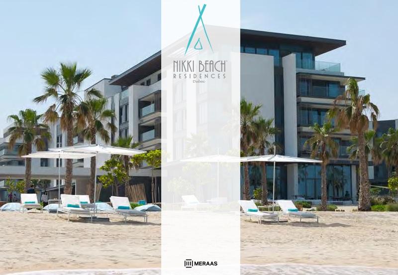 Nikki Beach Residence Meraas Properties