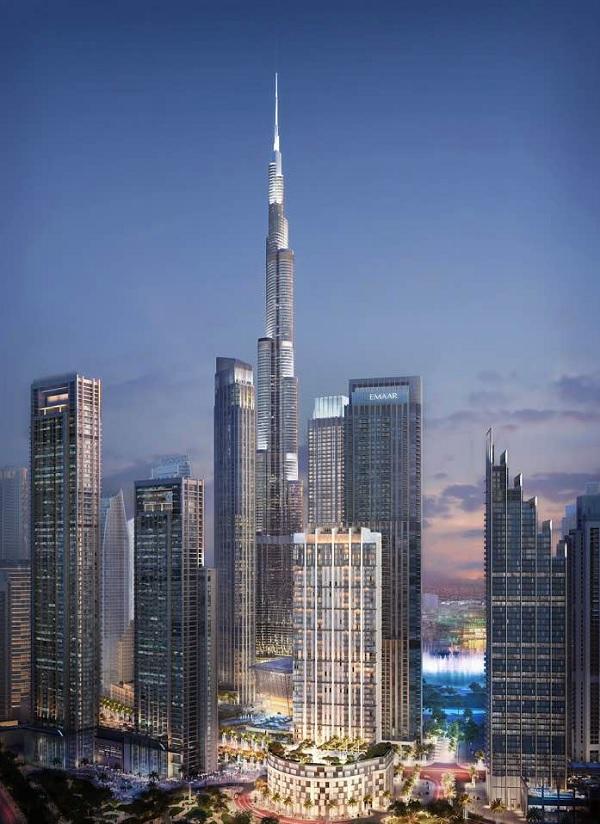 Burj Crown by Emaar Dubai Downtown