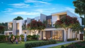 Tilal Al Ghaf Elan Townhouses - MAF - Dubai