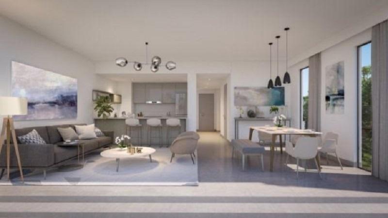 Tilal Al Ghaf Townhouses - Phase 3 living room