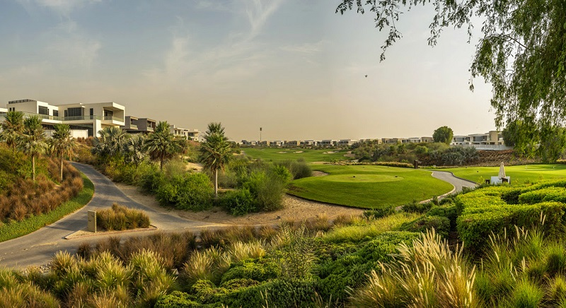 Emerald Hills at Dubai Hills Estate - Featured