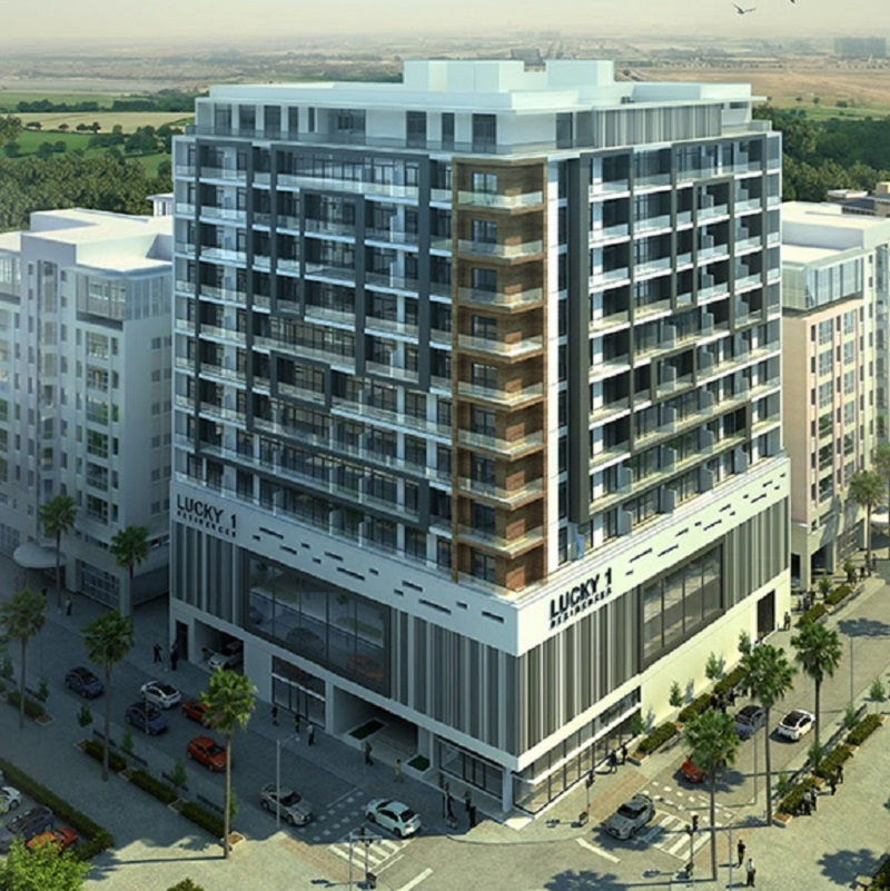 Lucky One Residences at Jumeirah Village