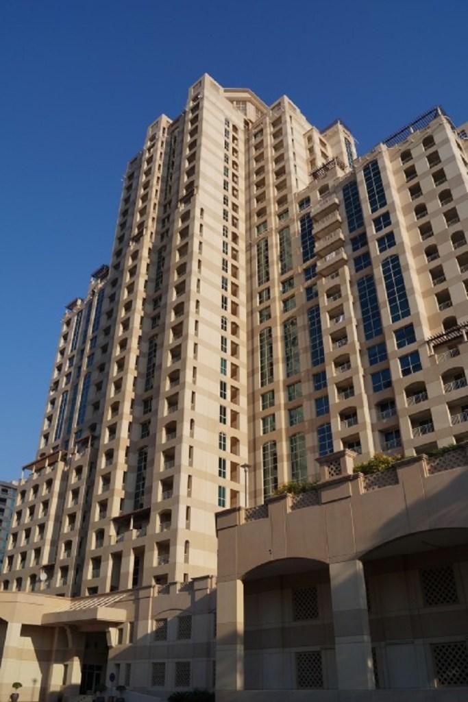 Tanaro Tower - The Views - Dubai Greens Apartment Rent Sale