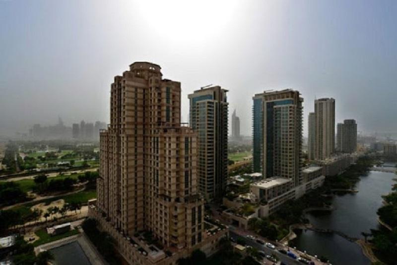 Tanaro Tower - The Views - Dubai Greens
