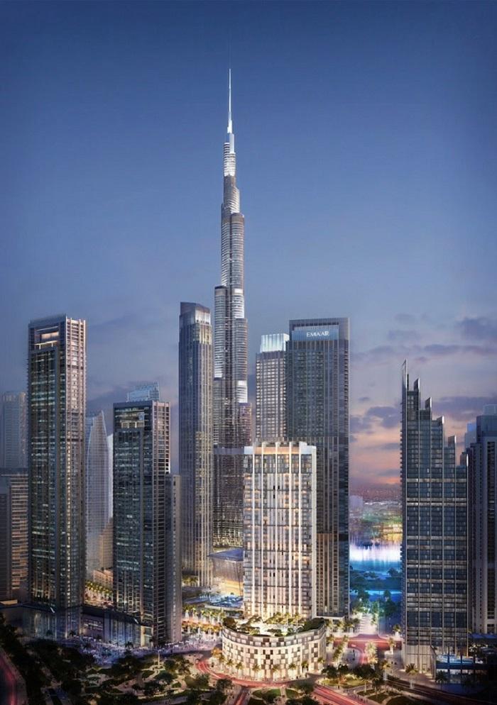 Burj Crown Downtown Dubai