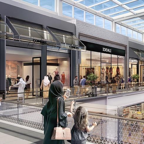 Dubai Hills Mall by Emaar