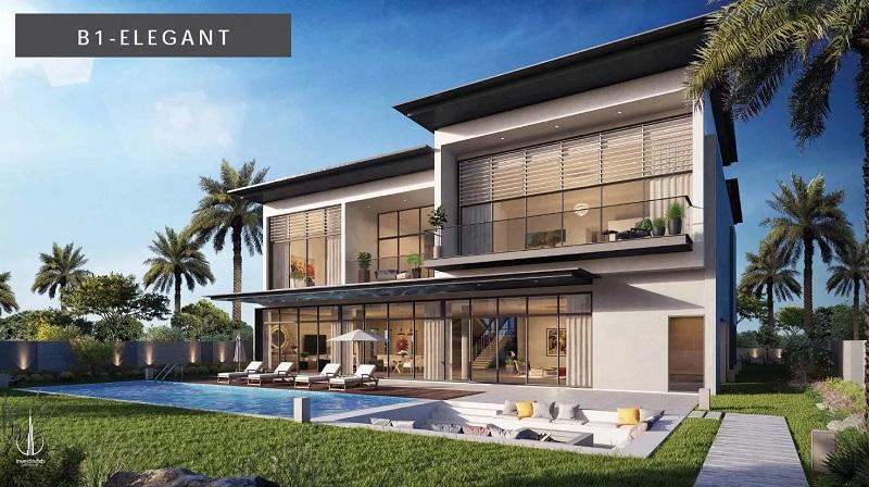 Golf Place Villas by Emaar at Dubai Hills Estate - B1 Elegant