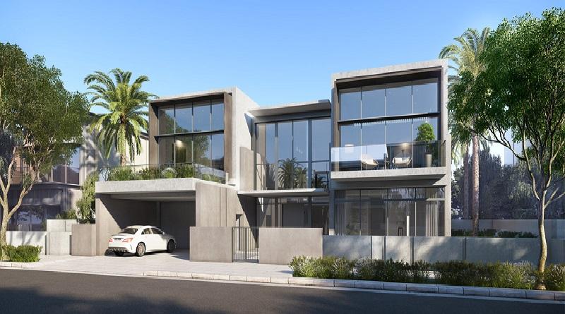 Golf Place Villas by Emaar at Dubai Hills Estate - Renaissance