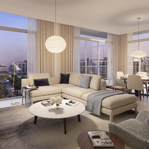 Green Space Apartments by Emaar - interior