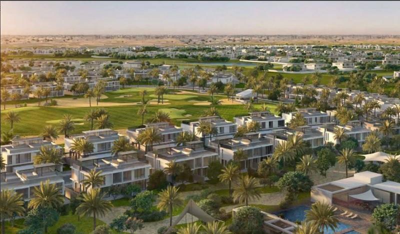 Emerald Hills at Dubai Hills villa plots