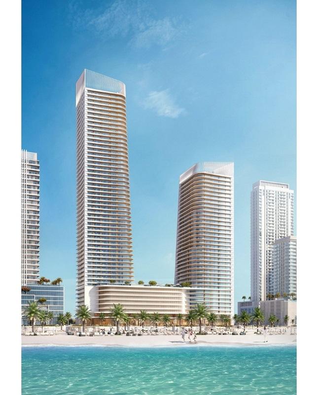 Emaar Beachfront Elie Saab Grand Bleu
