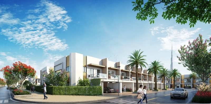 Mag City at Meydan townhouses