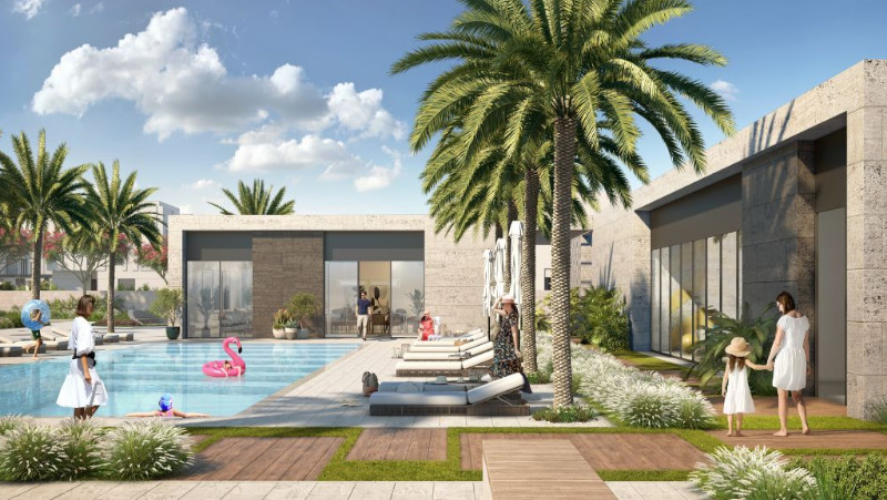 The Valley Townhouses by Emaar - Dubai