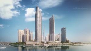 Address Harbour Point by Emaar at Dubai Creek Harbour
