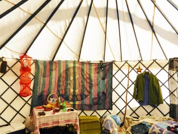 Join us for the tiny house meetup in the yurt
