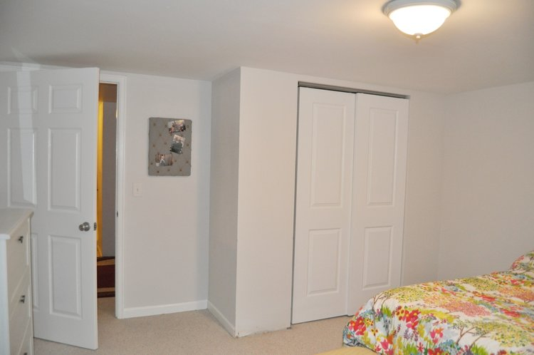 How to build a legal bedroom in your basement