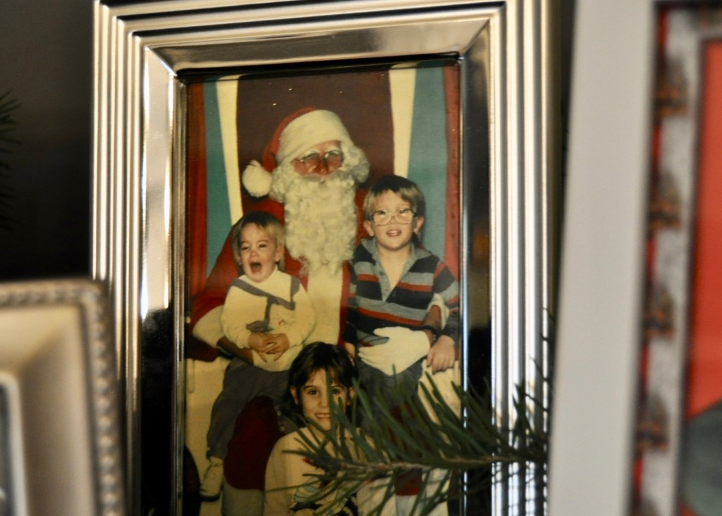 Santa pictures with terrified kids