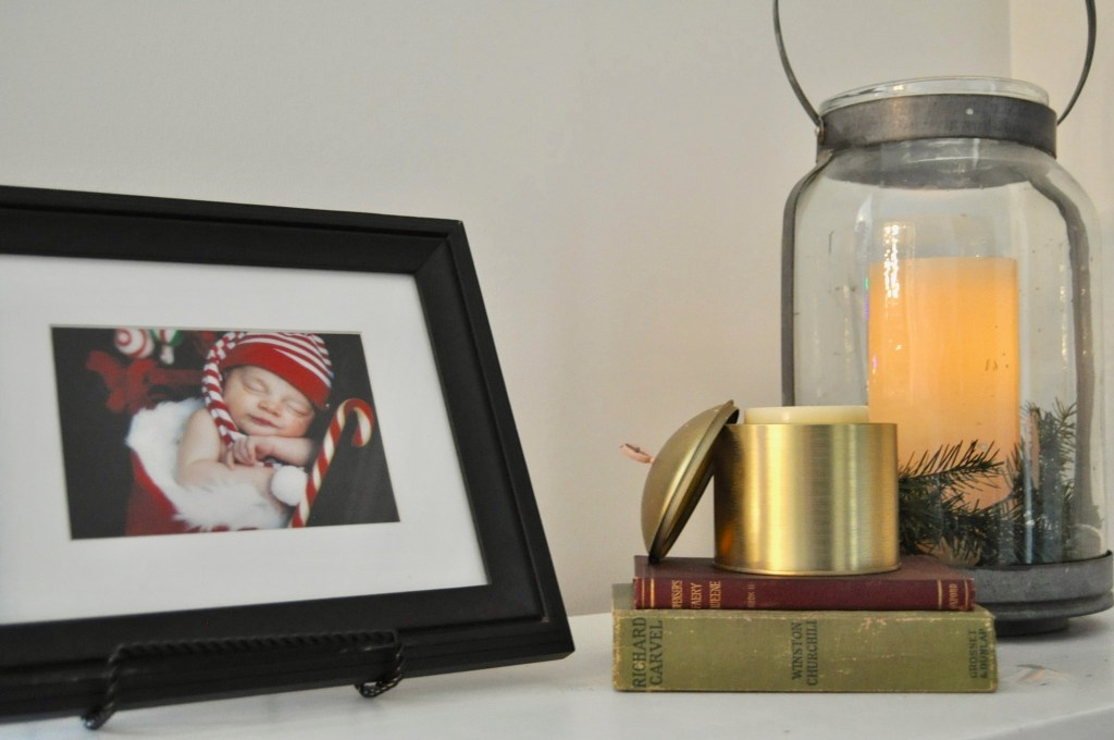 Decorate your home with books from a thrift store