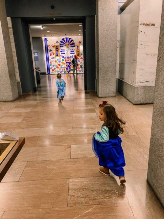 Kid-friendly places to go in Toledo Ohio - Toledo Museum of Art