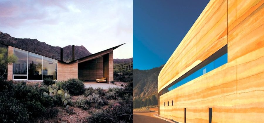 Rammed Earth A Cheap Sustainable Building Style That Can