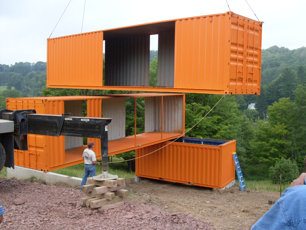 Best Kitchen Gallery: What Is A Container Home All About The Shipping Container House of How To Build Container Home  on rachelxblog.com