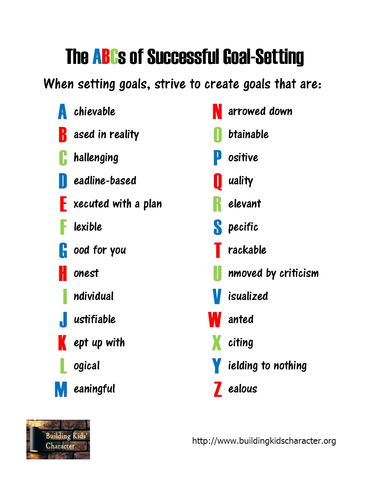 Uncategorized Building Kids Character