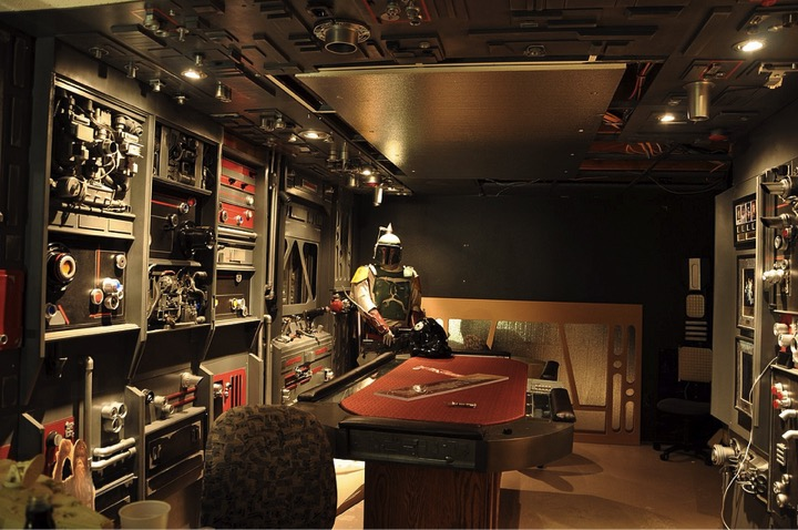 Starwars Mancave Building Materials Malaysia