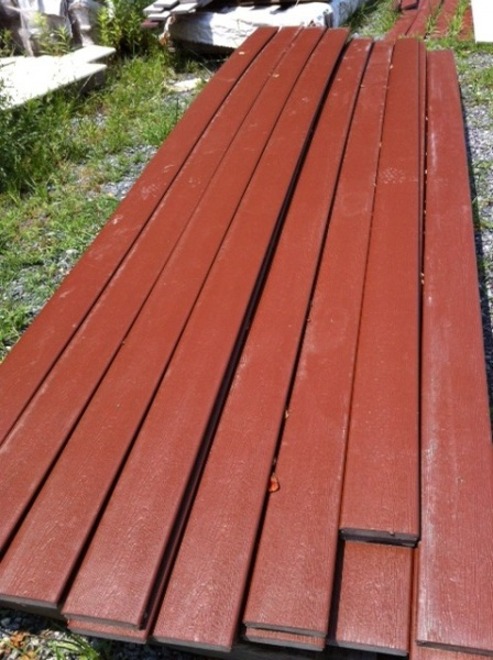 Take all correctdeck pvc composite decking deck boards in for Cheap decking material