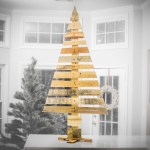 How To Build A Diy Pallet Christmas Tree Building Our Rez