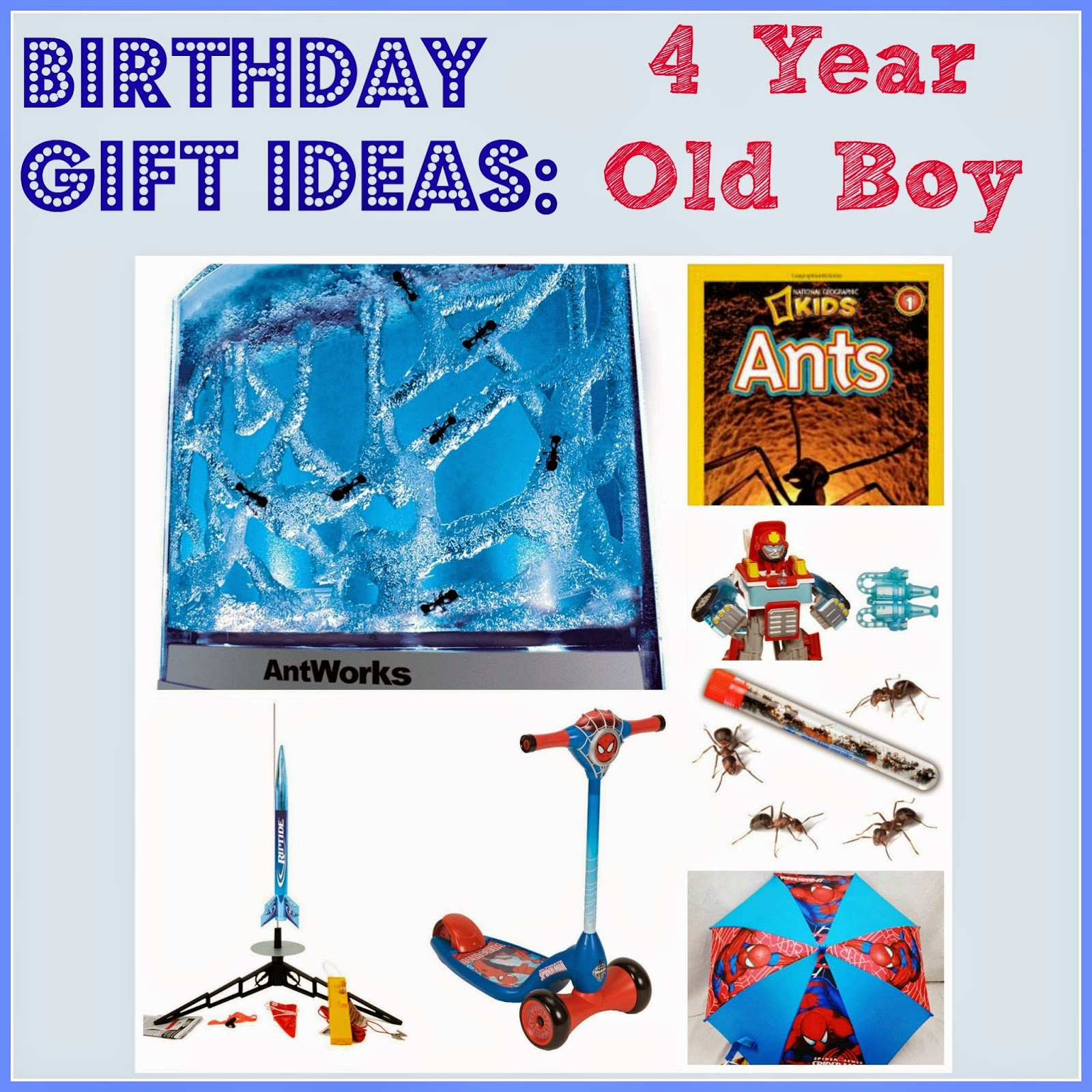 Gifts For 4 5 Year Olds Gift Ftempo