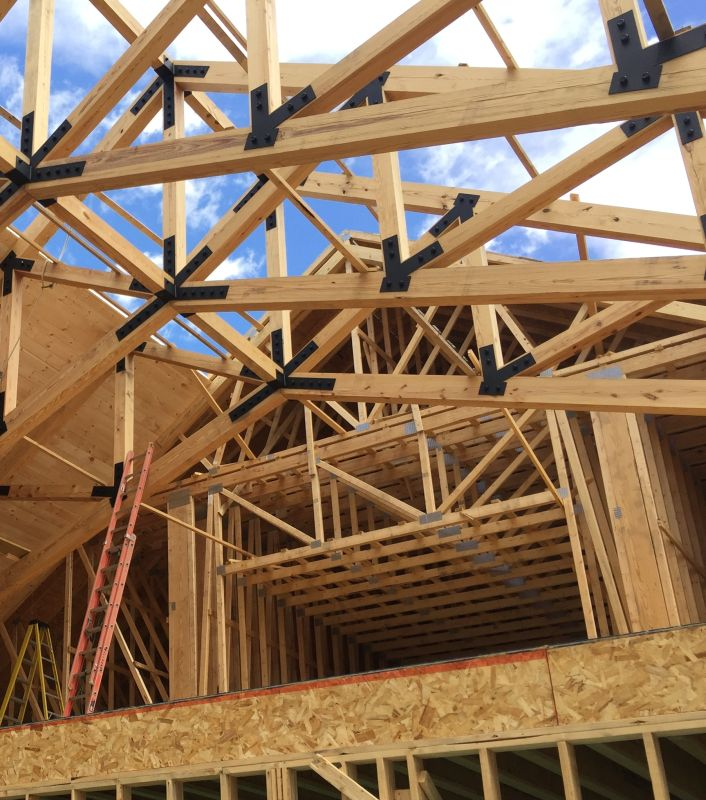 Timber Trusses Amp Beams