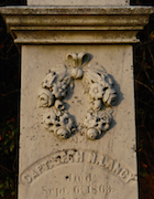 Cemetery 25 Lancy Seth
