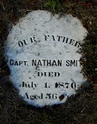 Cemetery 25 Smith Nathan