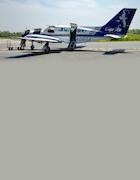 CCNS-PL Airport Aircraft Cessna 402.jpg