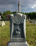 Cemetery 24 Ready George Washington PHC&M 91