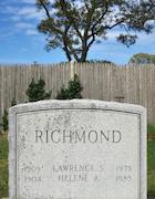 Cemetery 24 Richmond Lawrence
